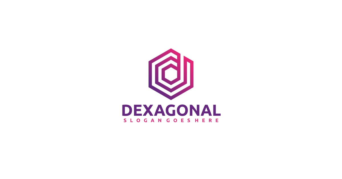 Download D Hexagon -Letter Logo by Unknow
