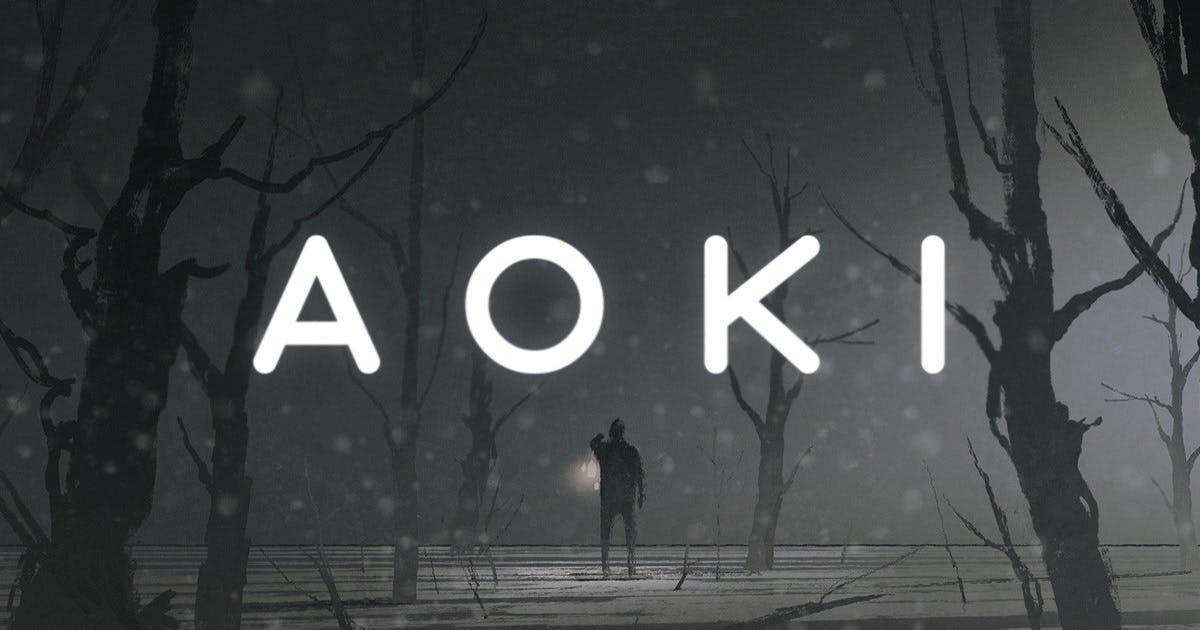 Download Aoki Typeface by MehmetRehaTugcu