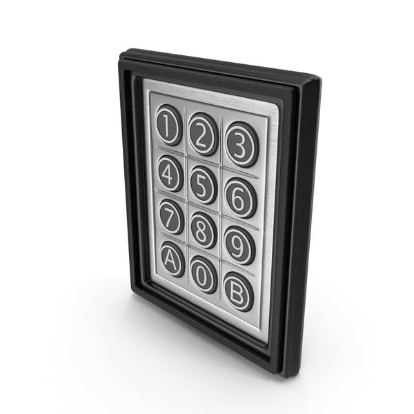 Caja de código digital