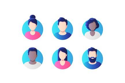 Profile Picture Set