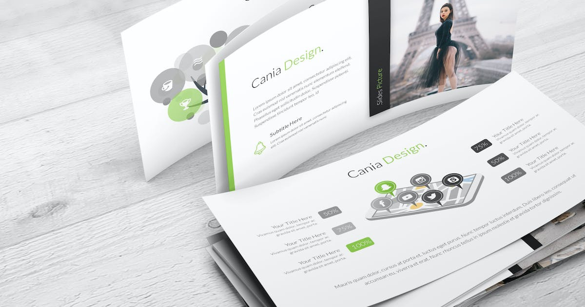 Download Cania - Keynote Template by aqrstudio