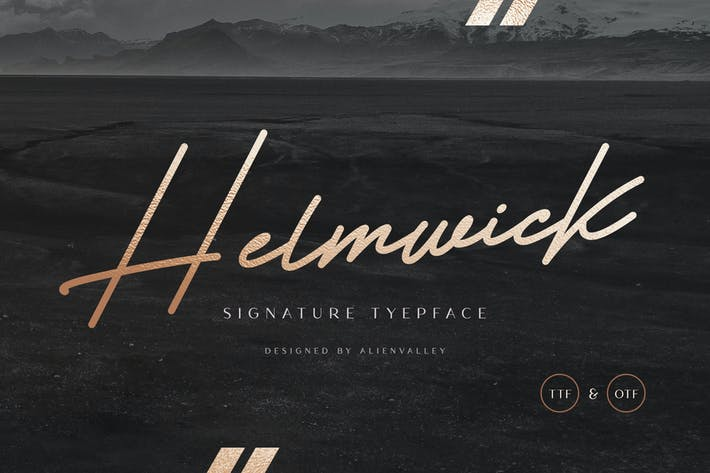 Thumbnail for Helmwick - Signature Script