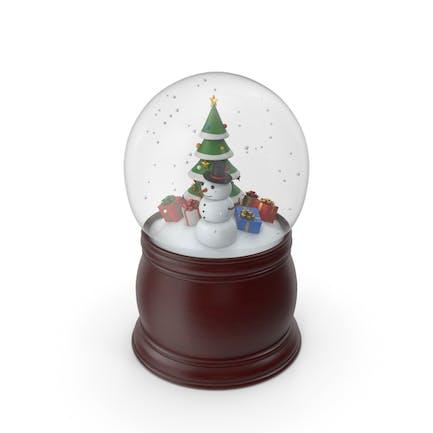 Снежный Blobe