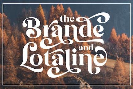 La Brande y Lotaline