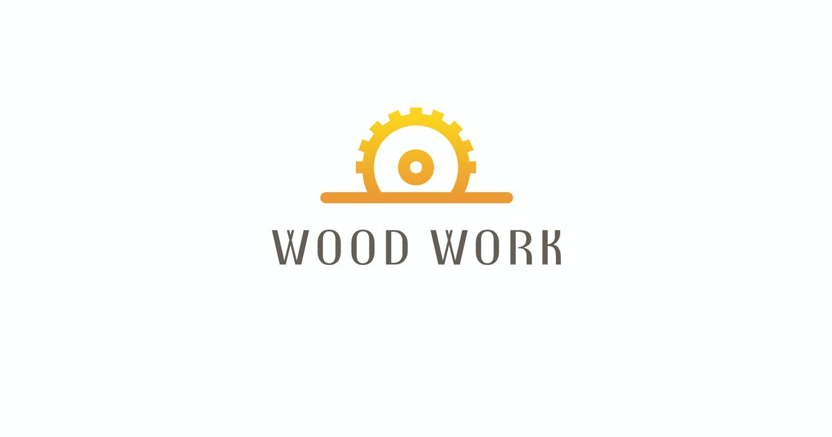 Download Wood Work - Logo Template by ThemeWisdom