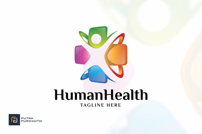 Thumbnail for Human Health / Medical - Logo Template