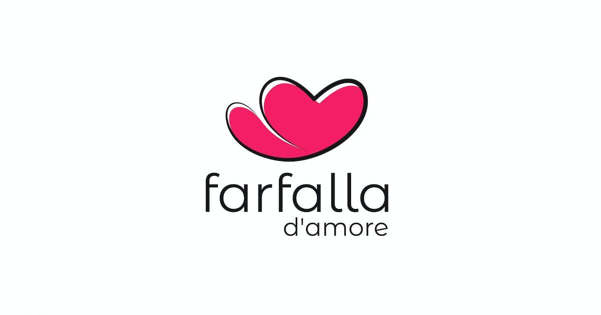 Download Farfalla d'Amore - Logo Template RB by Rometheme