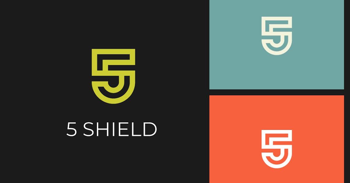 Download 5 Shield S Letter Logo by sagesmask