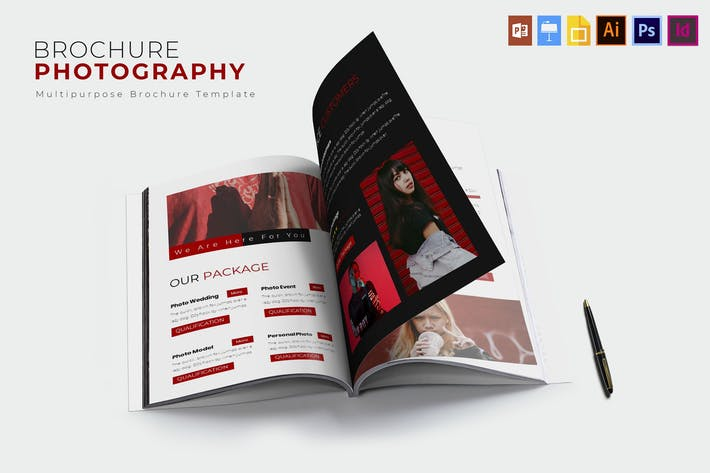 Thumbnail for Photography   Brochure Template