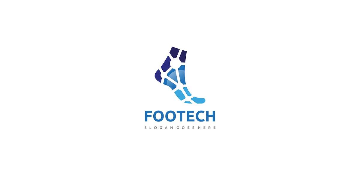 Download Foot Tech Logo by 3ab2ou