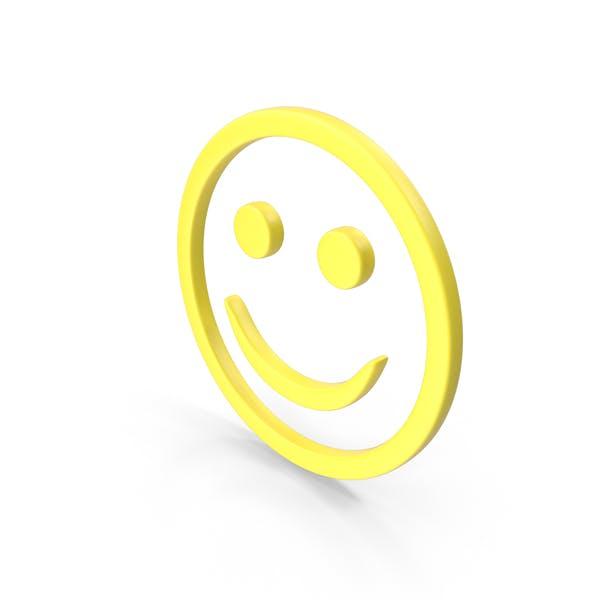 Smiley Face Symbol By Pixelsquid360 On Envato Elements