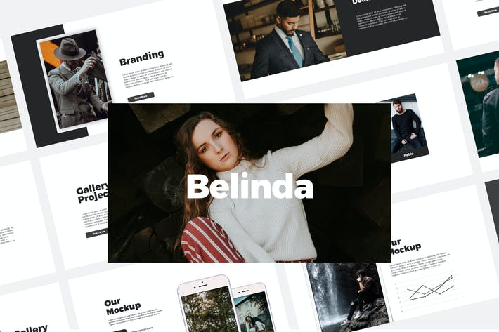 Thumbnail for Belinda - Google Slides