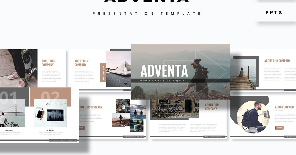 Download Adventa - Presentation Template by aqrstudio