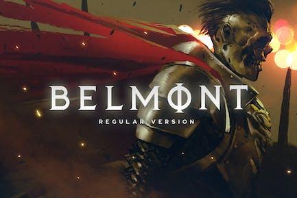 Belmont Regular
