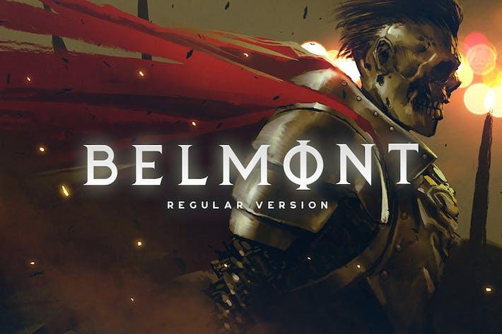 Thumbnail for Belmont Regular