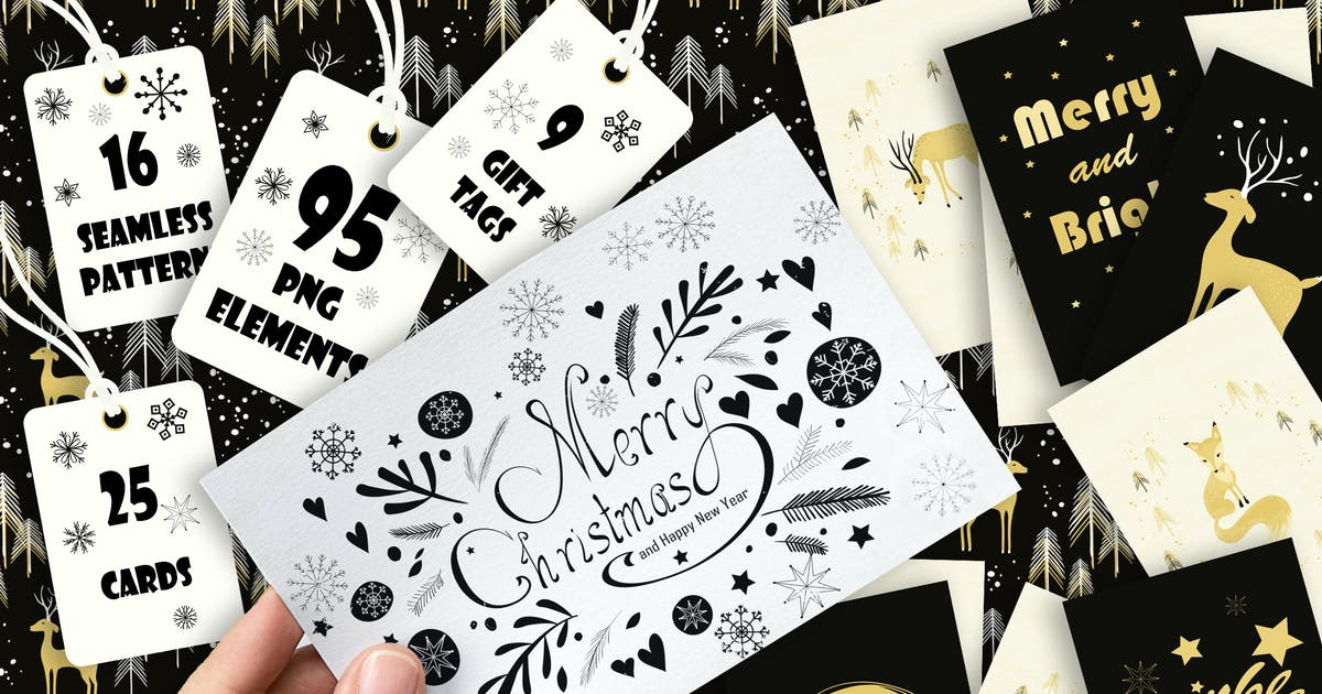 Download Merry Christmas Holiday Pack by Lidiebug