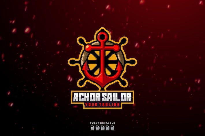 Thumbnail for Anchor Sailor Pirates logo