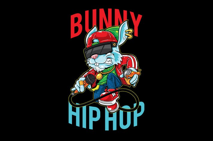 Thumbnail for Bunny Hip hop