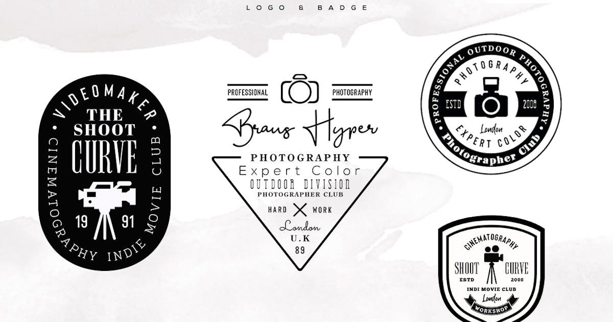 Download Vintage Logo & Badge Vol. 11 by sagesmask