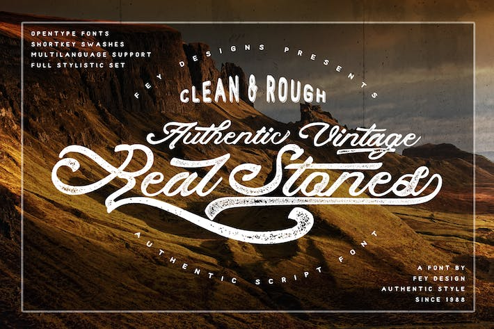 Thumbnail for Real Stones - Clean And Rough
