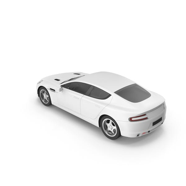 Cover Image for Car White
