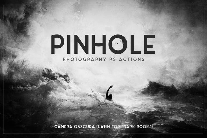 Cover Image For Pinhole Photography Ps Actions