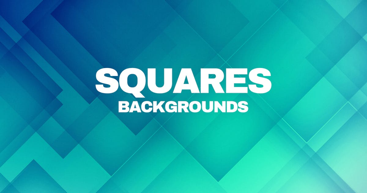 Abstract Squares Backgrounds by themefire