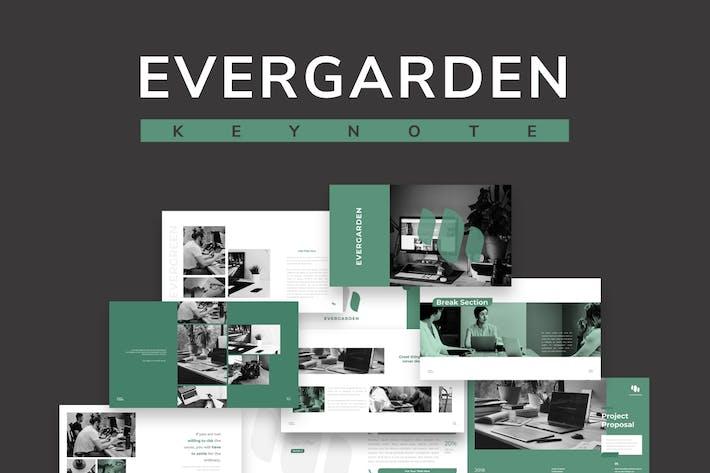 Thumbnail for Evergarden Keynote