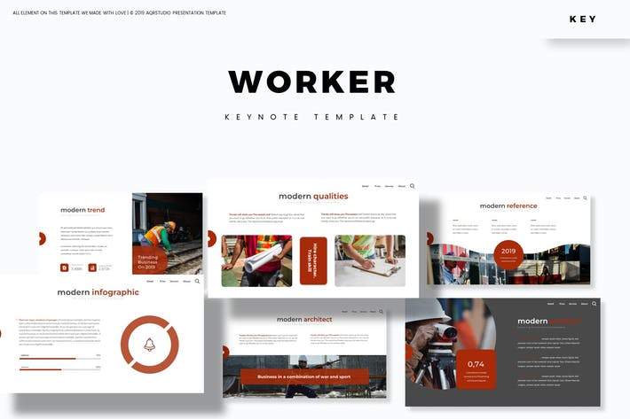 Worker - Keynote Template