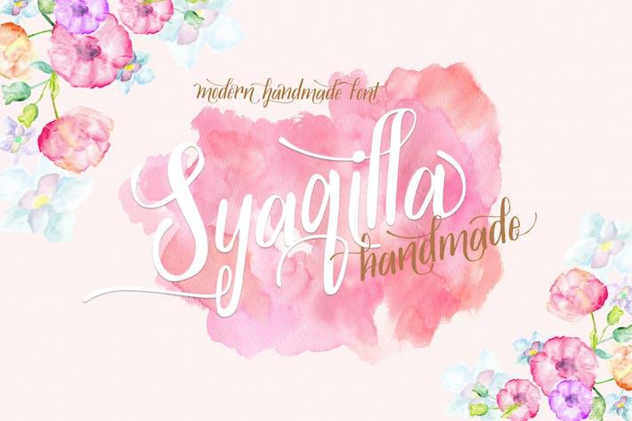 Thumbnail for Syaqilla hecho a mano