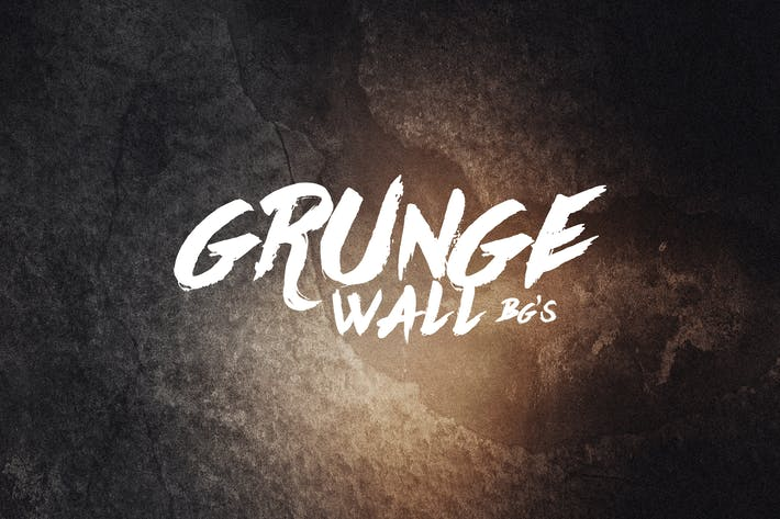 Thumbnail for Grunge Wall Backgrounds