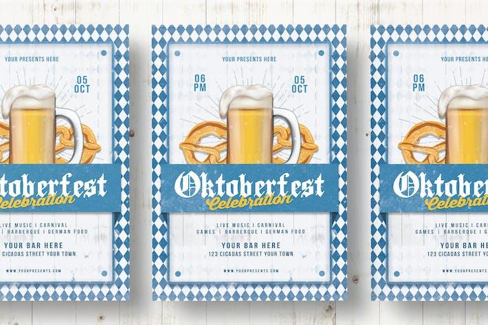 Thumbnail for Oktoberfest Flyer