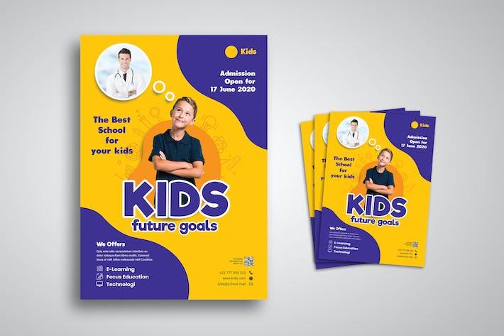Thumbnail for Kids Flyer
