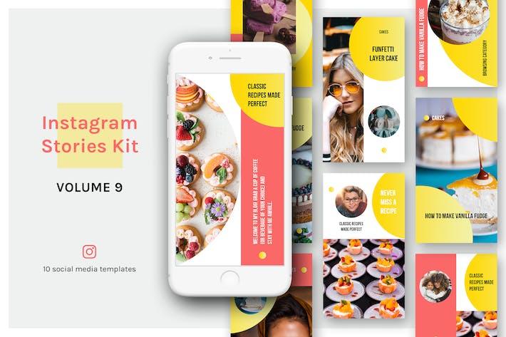 Thumbnail for Instagram Stories Kit (Vol.13)