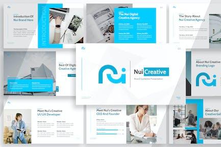 Nui Brand Guide - Presentation