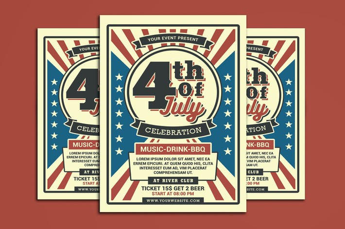 Download 141 Independence Graphic Templates - Envato Elements
