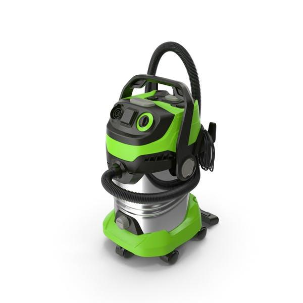 Industrial Multi-Purpose Vacuum Cleaner Folded