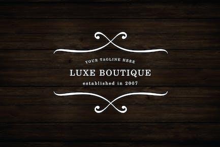 Luxe Boutique Logo