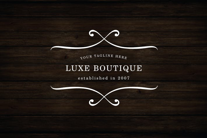 Thumbnail for Luxe Boutique Logo