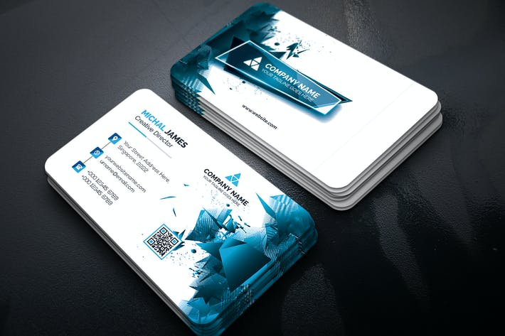 Cover Image For Business Card