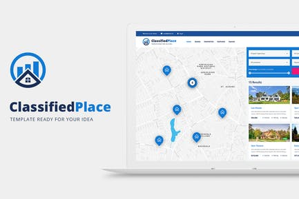 Real Estate - Geo Classified Ads