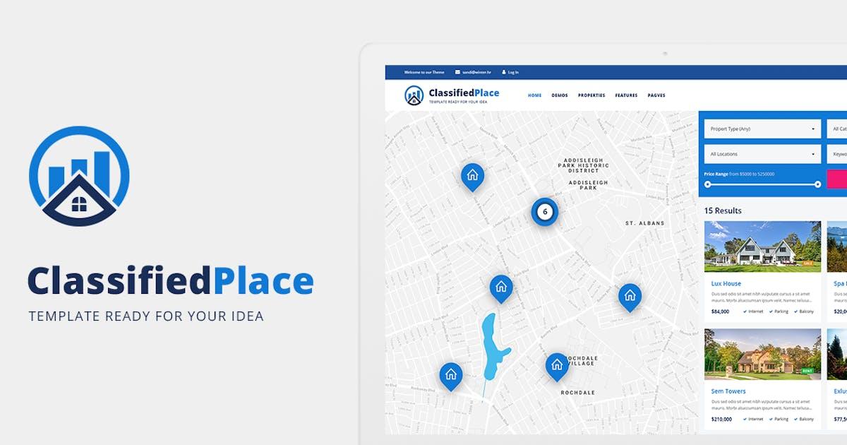 Download Real Estate - Geo Classified Ads by sanljiljan
