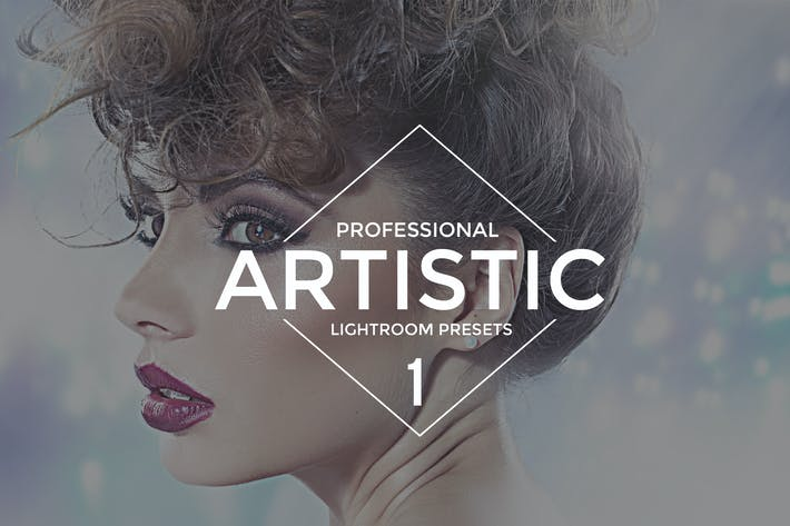 Thumbnail for Artistic vol. 1 Lightroom Presets
