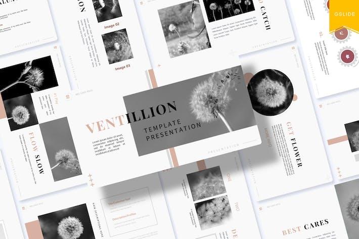 Ventillion | Google Slides Template