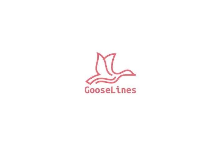 Goose Lines Logo