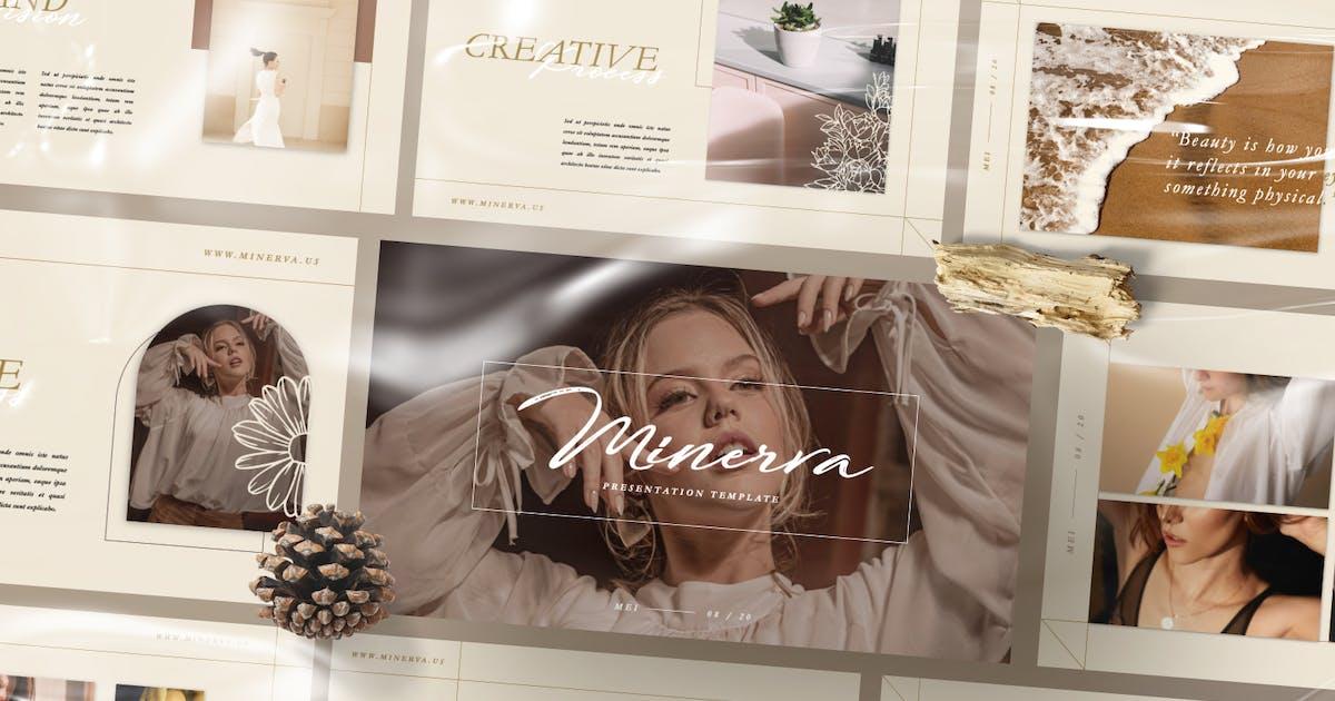 Download Minerva Brand Powerpoint Presentation by templatehere