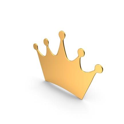 Símbolo Corona Oro