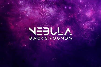 Space Nebula Hintergründe