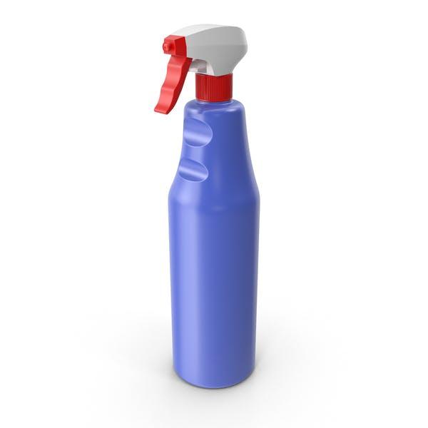 Sprühwaschmittel-Flasche