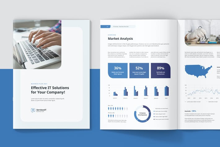 Thumbnail for IT Services – Business Plan